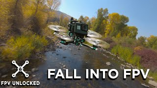 FPV into Fall - An FPV Journey through Fall in the West