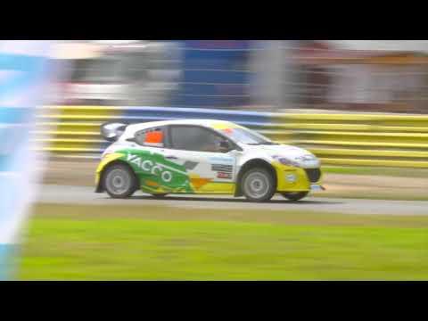 Rallycross 2017 - Cinquième manche à Kerlabo