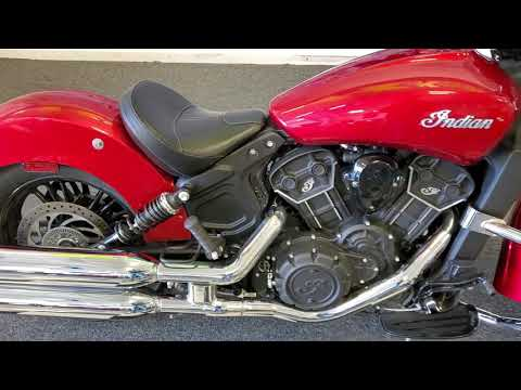 2019 Indian Scout® Sixty ABS in Middletown, New Jersey - Video 1