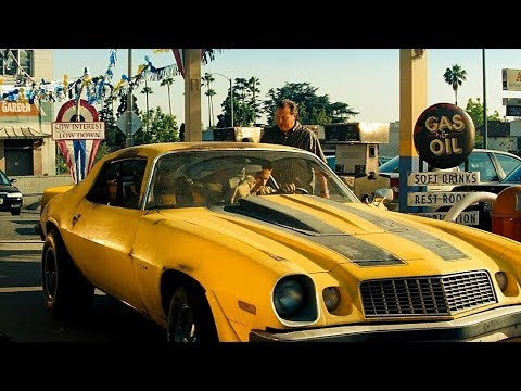 Sam witwicky buys his first car  bumblebee    transformers  2007  movie clip hd