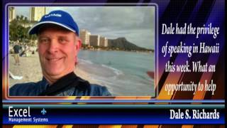Dale S. Richards | In the news, Dale presenting in Hawaii
