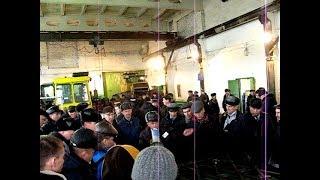 Республиканский семинар по ремонту сельхозтехники в СПК им Кирова Куюргазинского района РБ