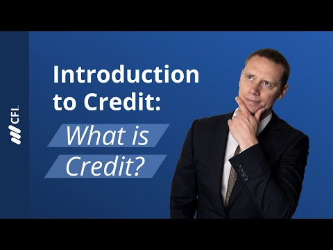 Introduction to Credit - Fundamentals of Credit Part 1 of 4 - YouTube