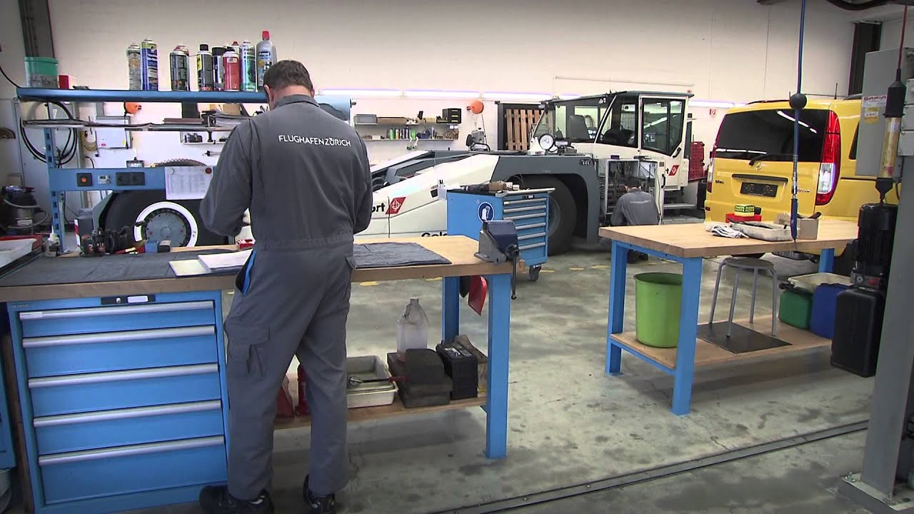Lista Airport Show maintenance