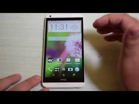 HTC Desire 816: video recensione