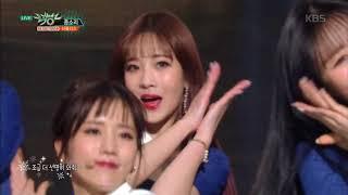 뮤직뱅크 Music Bank - 종소리 - 러블리즈(Lovelyz).20171124