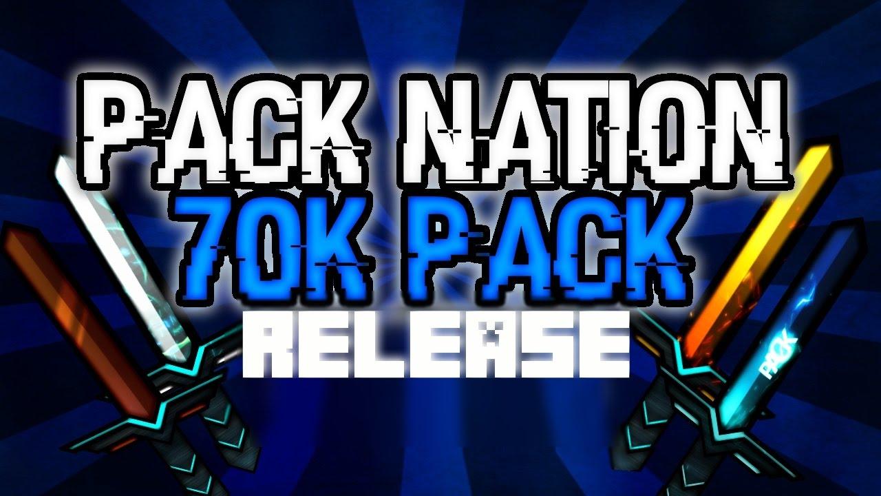 Pack Nation 70k Release Video