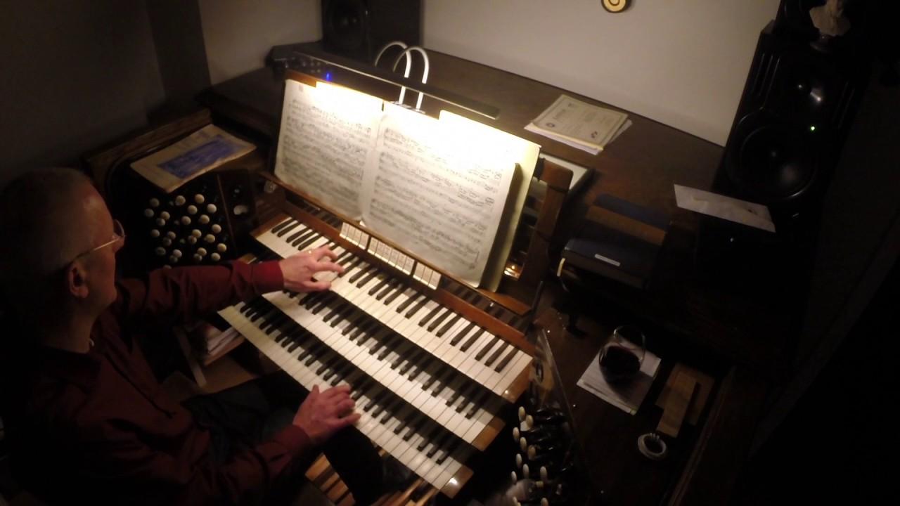 Herzlich tut mich verlangen (BWV 727) – J.S. Bach