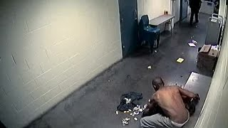 GRAPHIC VIDEO: Last moments of Denver jail inmate's life