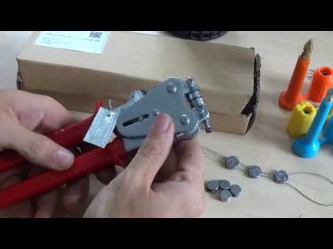 product manuals serial lead pliers