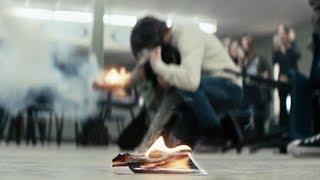 Polaroid (2019) | Burning Photo Scene | Movie Scene