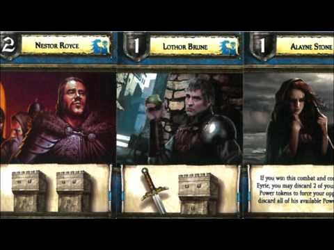 Sterling Knight Gamers: Tips, Tricks, and Battle Tactics: Game of Thrones 2nd Edition A Feast for Crows expansion