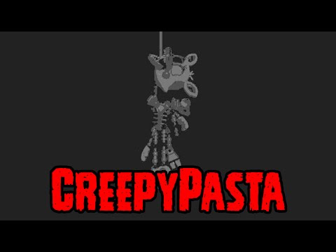 EL Suicidio De Mangle - CreepyPasta | FNAF World
