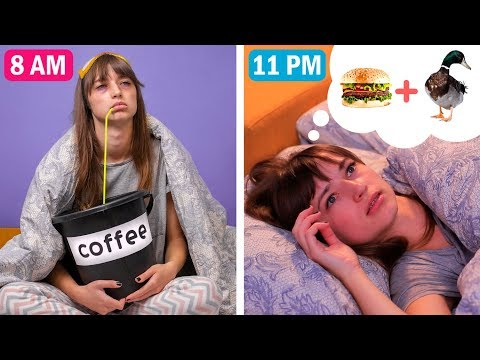 13 Relatable Situations You've Definitely Been in / Early Bird vs Night Owl