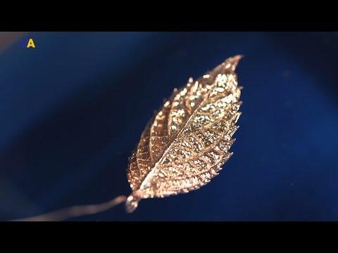 Живые украшения и гальванопластика Марии Резник | Мастер дела