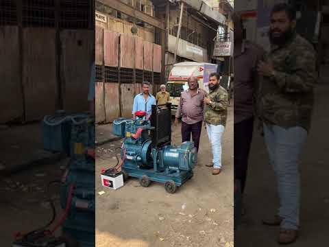 20 kW Low Noise Bajaj-M Diesel Generator Set