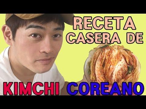 ¿Cómo hacer Kimchi? [receta casera] : Traditional kimchi recipe
