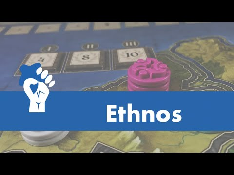 Ethnos Overview - with Talking Board Games