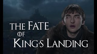 Bran Stark goes to King's Landing: How Game of Thrones Ends
