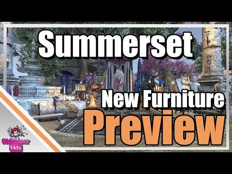Here Is All The New Achievement Furniture, And New Furniture Coming With  Summerset! Enjoy!