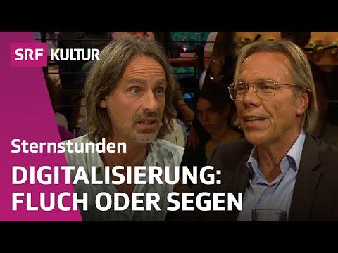 Der Philosophische Stammtisch: Schöne neue digitale Welt? (mit Precht, Welzer & Gentinetta)