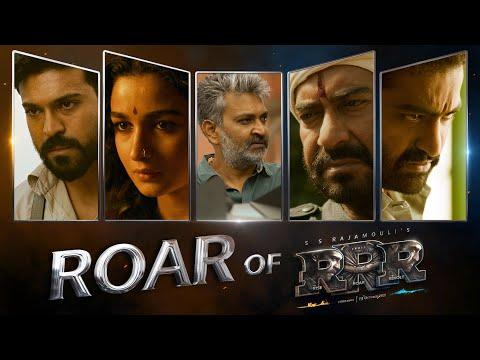 Roar Of RRR - RRR Making