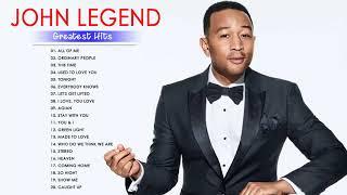 John Legend ジョン・レジェンド スーパーフライ ♪ღ♫ Best Songs Of John Legend