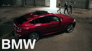 [BMW] The all-new BMW X4. Design.