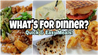 What's For Dinner? | Easy Budget Friendly Meals