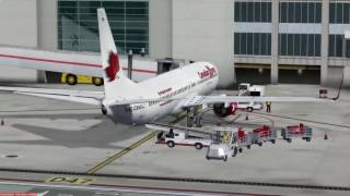 Canadian Xpress January 2017 AM Fly-In P3D v3.4