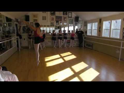 Composer and choreographer create new ballet