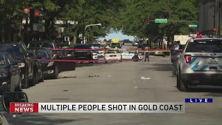 3 people shot in Gold Coast