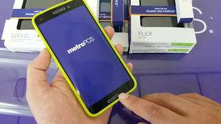 Alcatel A30 Fierce Cases First Look For metroPCS