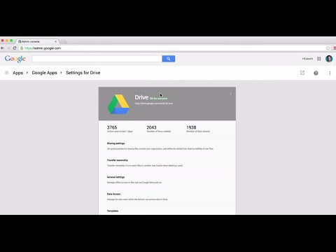 How Google Drive For Work Is Upgrading Security