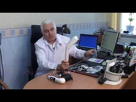 Аппаратно-программный комплекс для лечения простатита