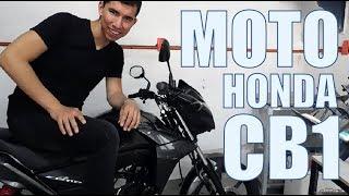 Honda CB1 - La Mejor Moto Al Precio Más Bajo - Motocicletas Deportivas 110 Cc - Impresiones Yankuik