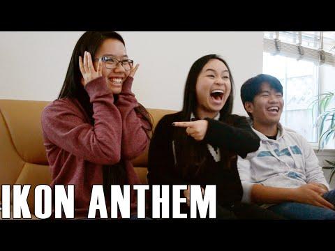 iKON (아이콘)- Anthem (Reaction Video)