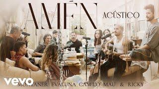 Descargar MP3 de Amen Feat Evaluna Montaner Acustico Ricardo Montaner Camilo Mau Y Ricky
