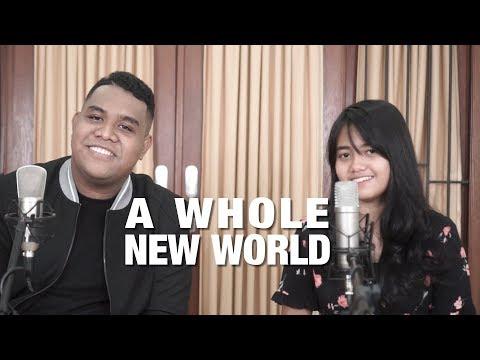 A Whole New World - Peabo Bryson, Regina Belle (Cover) by Hanin Dhiya & Andmesh