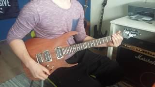 Beartooth - Go Be The Voice (guitar cover)