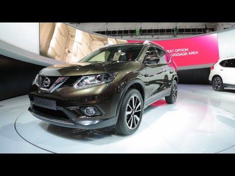 2014 Nissan Rogue - 2013 Frankfurt Motor Show