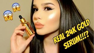 24K GOLD SERUM   Luxury beauty product
