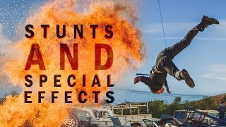The Stunts & Special Effects of BALLiSTIC