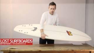 Lost Bottom Feeder Surfboard
