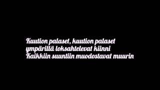 Apulanta - Kuution palaset (lyrics)