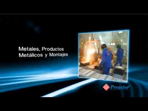 Preactor Company Presentation