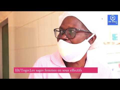 Au Togo les sages femmes s'organisent et parlent
