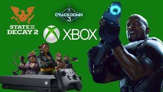 Итоги конференции Microsoft на E3 2017