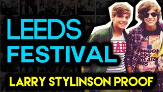 What Happened At The Leeds Festival? (LARRY STYLINSON TheoryProof)