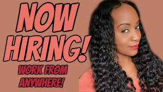 $19-$46 HOURLY Work From Home Job/Side Hustle ~ Work From Anywhere